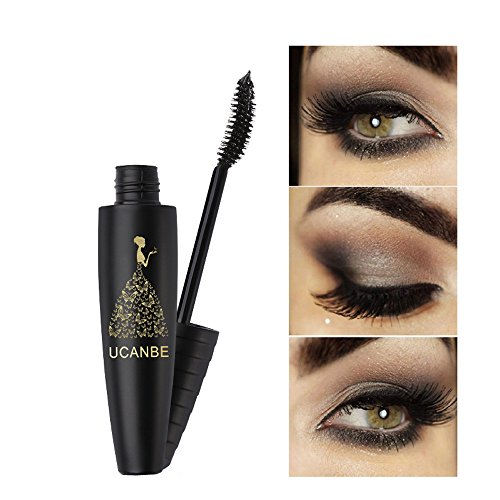 Ucanbe Brand New Faux Cils Maquillage Mascara Maquillage Imperméable Cosmétiques