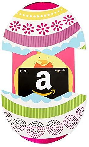 Amazon.de Geschenkgutschein im Osterei - 30 EUR (Osterei)