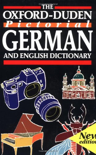 Oxford Duden Pictorial Dictionary English-German 2nd Edition (Oxford Duden Dictionary)