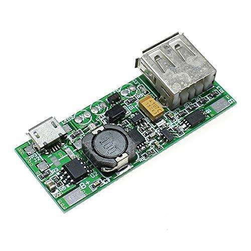 HOUYAZHAN Lithiumbatterie 3,7 Liter 5V1A Mobile Power Module unterstützt das Aufladen und Entladen von Mobiltelefonen - Entladen-modul