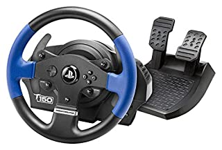Thrustmaster T150 Force Feedback - Volant 1080° à Retour de Force - PS4/PS3/PC (B014XZ85F4) | Amazon price tracker / tracking, Amazon price history charts, Amazon price watches, Amazon price drop alerts