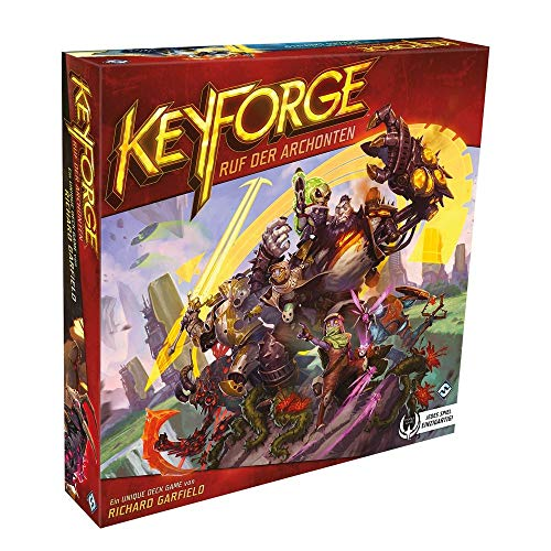KeyForge - Ruf der Archonten - Starter-Set | DEUTSCH