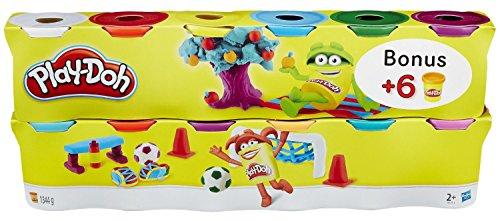 play-doh-b6751eu40-pack-de-6-pots-de-pate-6-pots-gratuits