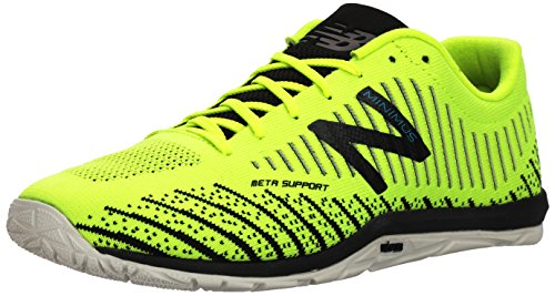 New Balance Herren Minimus MX20V7 Trainingsschuhe, 49 EUR - Width D, Energy Lime/Bolt