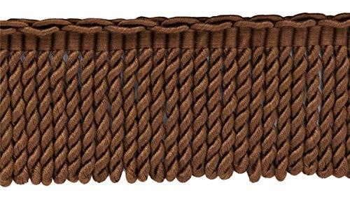 DecoPro BFEMP3 21927 Baguette à Franges en Chocolat Chaud 76 mm