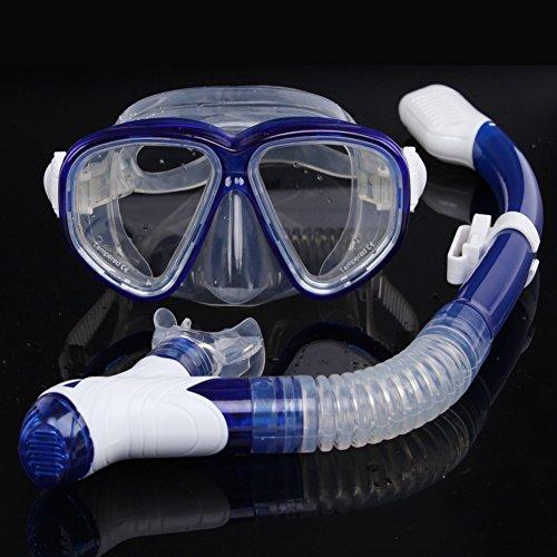 Whale Prime Scuba-Set da Snorkeling con maschera e boccaglio per immersioni di immersioni