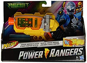 Power Rangers- BM Striker Morpher Blaster, Multicolor (Hasbro E5904EU4)