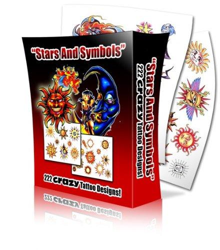 Tattoo Nautical Stars (Stars And Symbols Tattoos (English Edition))