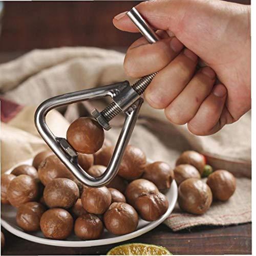 Asien Manuelle Nuss-öffner Nuss Walnuss Nussknacker Nuss Macadamia Nut Sheller Öffnungswerkzeug Küchenzubehör