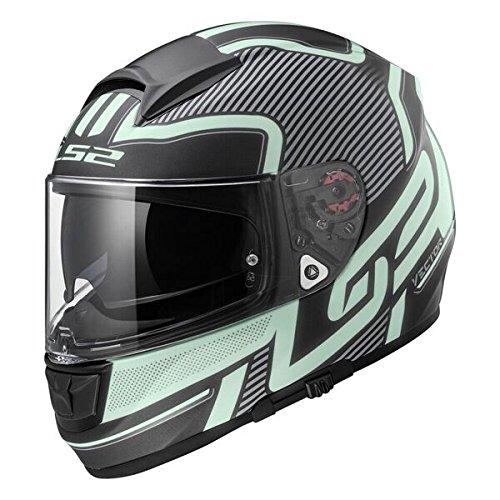 LS2Helm Motorrad FF397VECTOR FT2Orion, matt black, 3x l