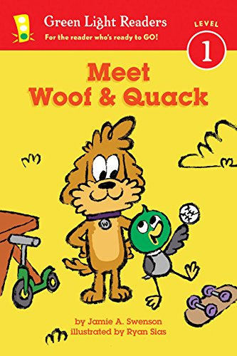 Meet Woof and Quack (reader) (Green Light Readers Level 1)
