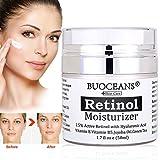 Best Las cremas antienvejecimiento - retinol Crème, con ácido hialurónico, Vitamina E y Review