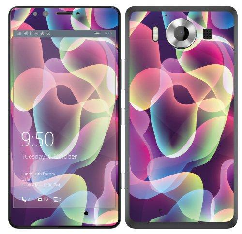 Royal Wandtattoo RS. 124346selbstklebend für Microsoft Lumia 950, Motiv Rauchmelder, Mehrfarbig