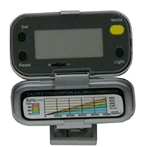 Schrittzähler Schrittmesser Pedometer Kalorienzähler