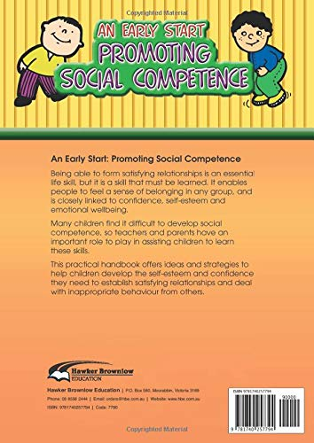 An Early Start: Promoting Social Competence