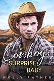 The Cowboy's Surprise Baby - A Billionaire Romance (Billionaire Cowboys Book 2)