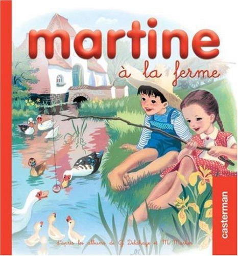 Martine à la ferme (petit format)