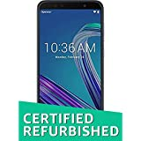 (Renewed) Asus Zenfone Max Pro M1 (Black, 64 GB) (4 GB RAM) | 5000 mAh Battery (Black)
