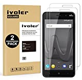 iVoler [2 Pack] Wiko Lenny 4 Screen Protector, Tempered