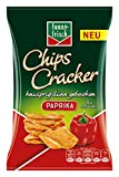funny-frisch Chips Cracker Paprika, 12er Pack (12 x 90 g)