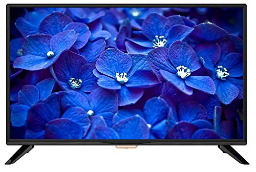 Smart-Tech LE32Z1TS 32' HD Black LED TV - LED TVs (80 cm (32'), 1366 x 768 pixels, HD, LED,...