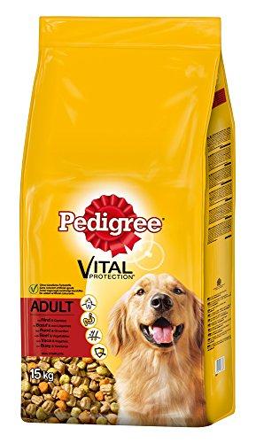 Pedigree Adult Hundefutter Rind und Gemüse