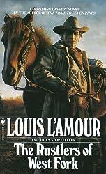 Rustlers of West Fork: A Novel (Hopalong Cassidy)