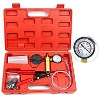 FreeTec Kit de Bomba de Vacío Bomba Vacio Manual Comprobador de Vacío