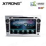 XTRONS 7 pulgadas Android 6.0 Quad Core 16 G ROM HD Digital MultiTouch pantalla coche estéreo GPS Radio DVD Reproductor OBD2 DVR para Opel Vauxhall Zafira B Astra H Corsa D Vectra