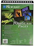 ITOYA Art Profolio PolyG Refill Pages, 11 x 8 1/2 Inches (ANHPR118)