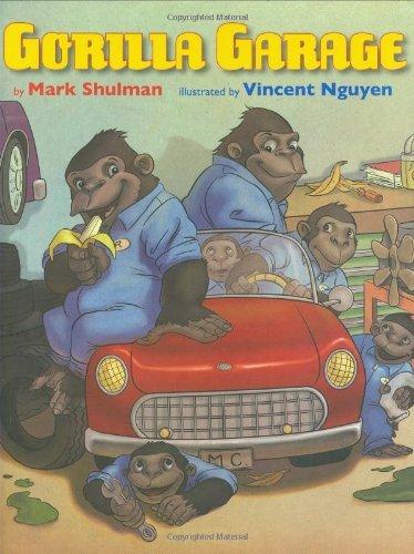 Gorilla Garage (English Edition) -