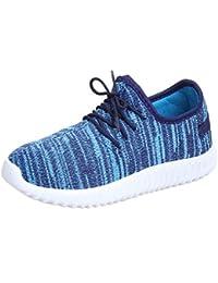 Advice Women Sky & Blue Casual Shoes-40 EU