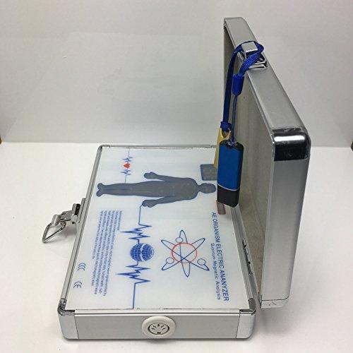 JYtop 41 Berichte Ab Werk verkauft 2018 Model Niedlich Schnelleres Home-Test-Kits Quantum Magnetic Health Analyzer Deutschland und englische Version
