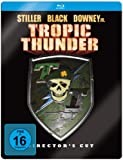 Tropic Thunder (Limitierte Steelbook Edition) [Blu-ray]