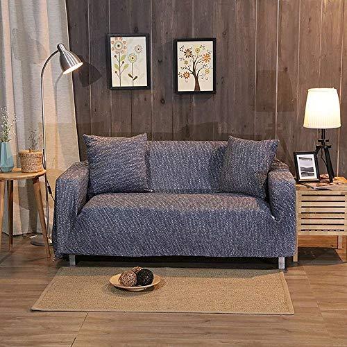 LYIKAI Housse de canapé Housse Canapé Angle Tissu adapté pour Vivre avec Couvercle Universel Chambre Meubles Décoration Maison canapé Housse canapé,195 * 230cm