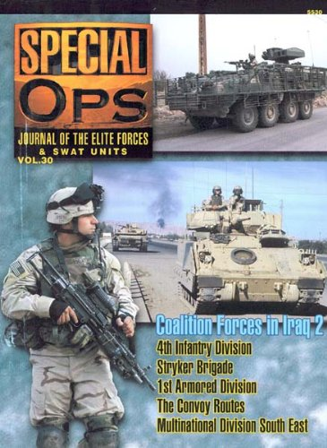 concord-publications-special-ops-journal-30-coalition-forces-in-iraq-volume-2