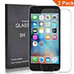 [2 Pack] Iphone6 6S protector de pant...