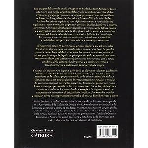 Culturas Del Erotismo En España. 1898-1939 (Arte Grandes Temas)