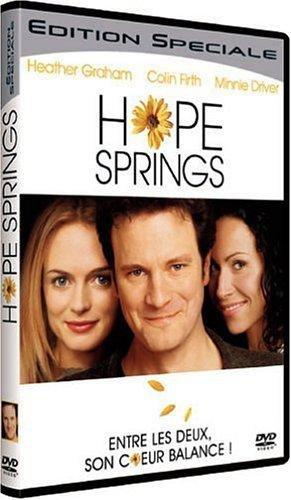 Hope springs - Édition Spéciale [FR IMPORT]