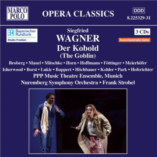 Der Kobold (The Goblin), Op. 3: Act II Scene 8: Helft! Lasst ihn nicht enteilen! (Grafin, Dorfleute, Trutz, Friedrich, Jeanette, Graf, Fink, Kummel, Die Kobolde,...) -