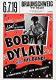 TheConcertPoster Bob Dylan - Live! In Person!, Braunschweig