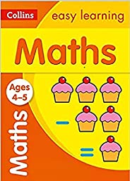 Maths Ages 3-5: New Edition (Collins Easy Learning Preschool)