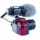 Best Dslr Microphones - Microphone professionnel stéréo X/Y Movo VXR300 HD à Review