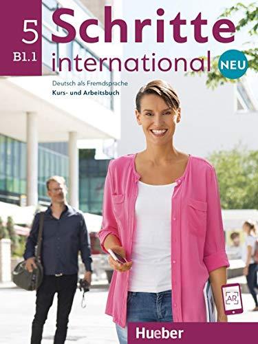 Schritte international Neu 5: Deutsch als Fremdsprache / Kursbuch+Arbeitsbuch+CD zum Arbeitsbuch