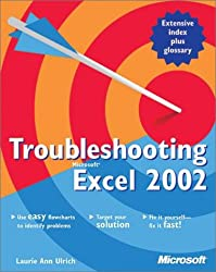 Troubleshooting Microsoft Excel 2002 (Cpg -Troubleshooting)