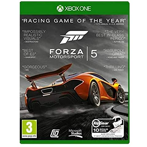 Forza Motorsport 5 Game Of The Year Edition (GOTY) [Xbox One] UK IMPORT