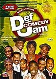 Def Comedy Jam - Box Set 2 - Volumes 7 To 13 [UK Import]