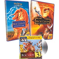 Le Roi Lion / Le Roi lion II - Bipack 2 DVD