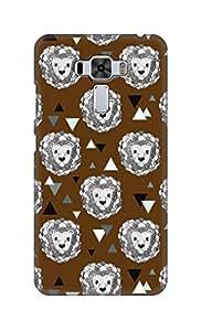 ZAPCASE Printed Back Cover for Asus Zenfone 3 Laser (ZC551KL)