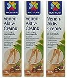 Multinorm Venen Aktiv-Creme Triplex Cosmeticum 3er-Pack(3x100ml) MHD:03/2021